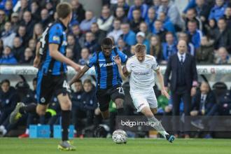 Club Brugge vs KRC Genk     12052019