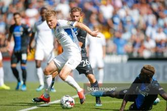 Club Brugge vs KRC Genk     01092019