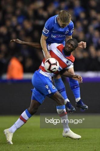 KRC Genk vs Club Brugge     03112018