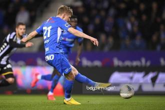 KRC Genk vs Sporting Charleroi     01022020