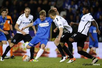 KRC Genk vs Club Brugge      20042016