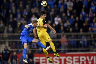 KRC Genk vs Club Brugge     25102017