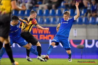 KRC Genk vs KV Mechelen     26082017