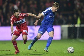KV Kortrijk vs KRC Genk     30012018