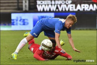 KV Oostende vs KRC Genk     14052016