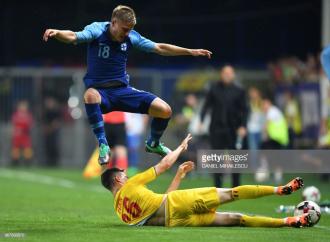 Romania vs Finland      05062018