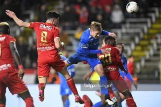 Royal Antwerp vs KRC Genk     13022020