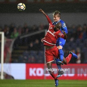 Royal Antwerp vs KRC Genk      02042019