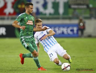 SK Rapid Wien vs KRC Genk     15092016
