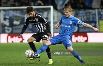Sporting Charleroi vs KRC Genk     02032019