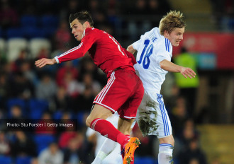 Wales vs Finland, International Friendly     16112013