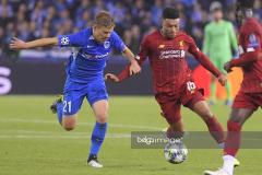 KRC Genk vs Liverpool FC  |  23102019