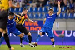 KRC Genk vs KV Mechelen  |  26082017