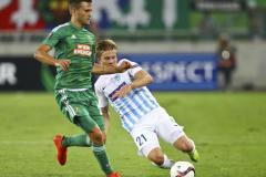 SK Rapid Wien vs KRC Genk  |  15092016