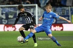 Sporting Charleroi vs KRC Genk  |  02032019